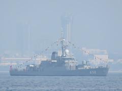 Royal Thai Navy HTMS Khirirat (FF 432) Corvette ASEAN International Fleet Review Pattaya Bay Chonburi Thailand (David's World 2011) Tags: royal thai navy htms khirirat ff 432 corvette asean international fleet review pattaya bay chonburi thailand