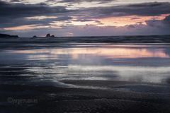 Marea Baja - Low tide. (jbuscador) Tags: sunset atardecer beach nature noperson outdoors seaside seashore playadecanallave