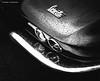 Corvette C2 Detail (Dejan Marinkovic Photography) Tags: corvette vette c2 stingray sting ray american classic car detailshot cardetail chrome bw blackwhite blackandwhite waterdrops taillight