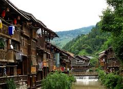 Zhaoxing (rvandermaar) Tags: zhaoxing guizhou china rvdm