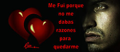 Amor y Soledad -17 (tarotyemaya) Tags: 806517262tarotdestinoyemayá amor desamor dolor soledad hombre mujer