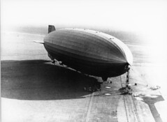 henry cord meyer image (San Diego Air & Space Museum Archives) Tags: lz130 grafzeppelinii airship