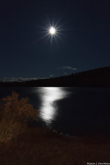 Lac nuit (rejeanjdeschenes) Tags: automne chasse montlouis