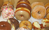 November 3: work donuts (earthdog) Tags: 2017 canon canonpowershotsx720hs powershot sx720hs food edible donut doughnut work office project365 3652017