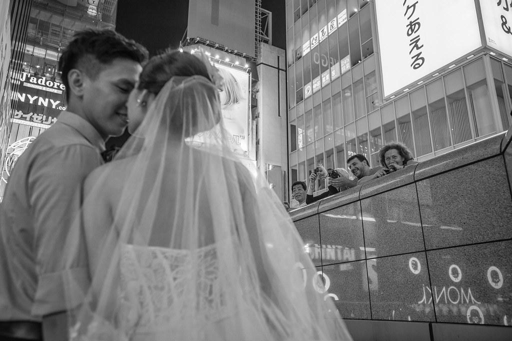 大阪婚紗 心齋橋 道頓崛婚紗拍攝