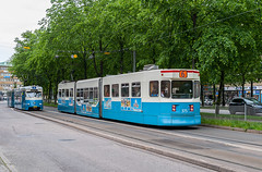 No. 6 by a length (swordscookie back and trying to catch up!) Tags: balticcruise gotherborg sweden trams canals fortresses shops port volvo ornaments