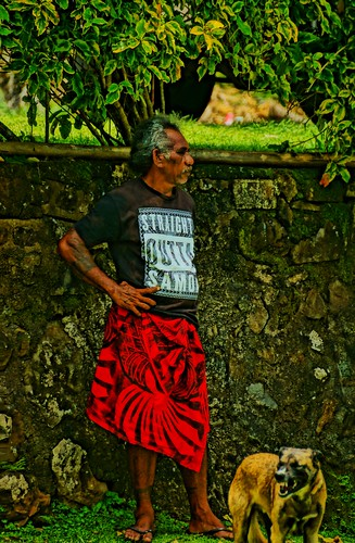 Samoan Gentleman