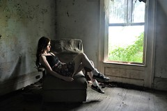 It's another quiet day on the farm...(Carly-Lloyd's House) (Aces & Eights Photography) Tags: abandoned abandonment decay ruraldecay oldhouse abandonedhouse carly