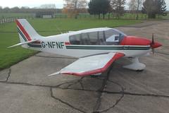 Avions Pierre Robin DR400/180 Regent G-NFNF (Old Buck Shots) Tags: egsv dm