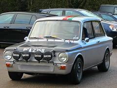 1964 Hillman Imp - 'Rally ' (John(cardwellpix)) Tags: sunday 12th november 2017 1964 hillman imp modified for rallying newlands corner guildford surrey uk
