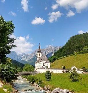 Ramsau bei Berchtesgaden, Bayern, Deutschland