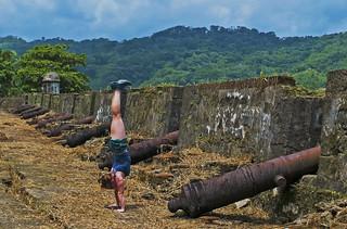 Strong Like Fort- UNESCO Portobelo, Panama
