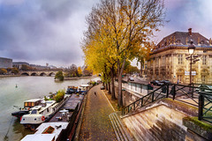 Paris, autumn