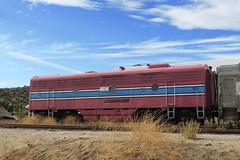 Transcisco Texan F7B (Arrowhead Fan) Tags: czry pir pacific imperial railroad jacumba san diego arizona eastern sdae baja california impossible ca desert emd f7b transcisco bjrr texan gorge carrizo
