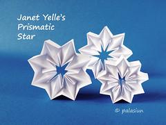 P71129-122113m (polelena24) Tags: star christmas corrugated origami pleat paper papiroflexia corrugato