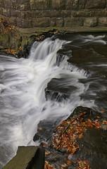 Postcard Falls @ Corbett's Glen (+David+) Tags: waterfall postcardfalls corbettsglen raresideview