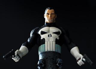 Punisher   Mini Bust   Bowen Designs
