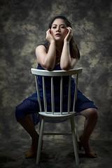 White chair (ryn1017) Tags: sonya7ii portrait godoxad600b