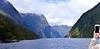milford sound - new zealand (The world is my canvas) Tags: milfordsound iphone iphone7 nikon d800e nikond800e newzealand southislandnewzealand clouds mountains snowcappedmountains lake rivercruise cruisingmilfordsounds nature naturalnewzealand