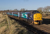 37716 approaches Great Yarmouth working 2P20 1236 from Norwich 23/11/2017 (Paul-Green) Tags: class 377 37716 37419 2p20 1236 norwich gt great yarmouth passenger service uk gb railways aga abellio greater anglia canon camera flickr stock engine diesel english electric type 3
