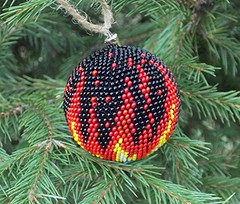 Christmas Fire Ball for tree (mywowstuff) Tags: gifts gadgets cool family friends funny shopping men women kids home
