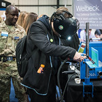 British Army VR Welding