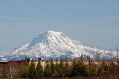 The Mountain Closeup