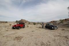 IMG_5227 (Gibrán Nafarrate) Tags: laguna salada bajacalifornia lagunasalada baja vw volkswagen desert desierto nature camping canon