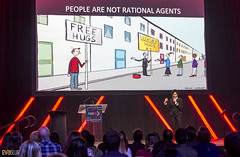FWD50 Policy Ignite by eva blue  05 (Eva Blue) Tags: policy ignite policyignite canadainthedigitalworld edition fwd50 aberdeenpavilion ottawa 2017 thursday november2 evablue harperreed harper