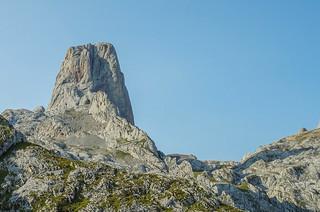 Pico Urriellu - Cara norte