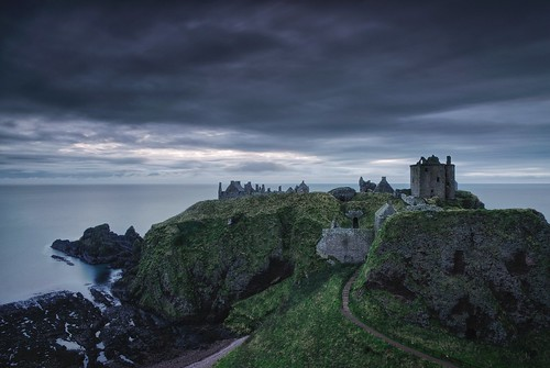 Dunnottar Sunrise (1)