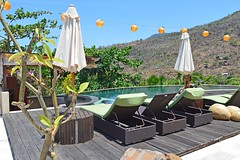 PIscine commune au Griya Villas and Spa