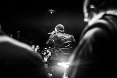 IMG_4380_1 (Brother Christopher) Tags: concert music performance brooklyn bk show artofrap artofrapshow rap hiphop culture brotherchris perform live mic stage bnw monochrome blackandwhite cnn caponennoreaga queens rakim bigdaddykane nore slickrick grandmasterflash furiousfive ghostfacekillah raekwonthechef wutangclan legend legedary icons explore