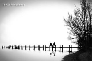Walk along Lake Starnberg