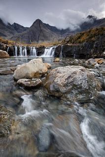 Upper Falls, Fairy Pools, Skye.