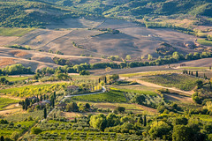 Montepulciano (chrisamann_photos) Tags: d7100 italie italy nikon toscane tuscany toscana montepulciano landscape