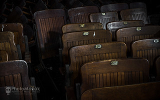 Is this seat taken? (Explored)