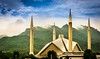FAISAL MOSQUE (shujahjarri) Tags: mosque pakistan islamabad masjid building holy worship architecture construction home house hut superstructure islam muslim enormous giant architettura mimari architectuur 建筑 architektura