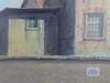 Wolfram Zimmer: Karlsruhe, Altstadt (ein_quadratmeter) Tags: wolfram zimmer bilder kunst malerei gemälde painting konzeptkunst concept art objektkunst objekt mein freiburg burg birkenhof kirchzarten ausstellung ausstellungen peinture exhibition exhibitions karlsruhe altstadt dörfle erinnerung 1967 durlacherstr fasanenstr waldhornstr old town memory