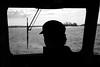 Helsinki (Dimitri Tenezakis) Tags: helsinki boat captain man silhouette street streetphotography bw nb blackwhite blackandwhite noirblanc noiretblanc rain window seascape sea