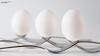 Symmetry (white) (disgruntledbaker1) Tags: egg fork white