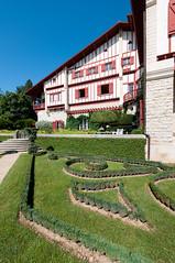 ARNAGA JARDIN-005 (MMARCZYK) Tags: villa arnaga france pays basque jardin ogrod 64 pyrénéesatlantiques nouvelleaquitaine cambolesbains à la française