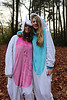 Girls (Steenvoorde Leen - 6.3 ml views) Tags: doorn utrechtseheuvelrug ludenbos girl girls pose portret portrait photoshoot konijn rabbit 2014 hair madchen dirne jovencita