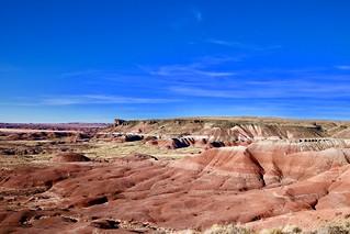 Painted Desert National Park, AZ