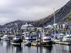 Kodiak, Alaska (Tony Tomlin) Tags: kodiak alaska volendam hal fishingboats fishingharbour cruiseship