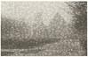 Vestre kirkegård (Aarhus West Cemetary) 1 (K.Pihl) Tags: lithprint kodaktmax analog aarhus