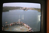 Crossing Panama Canal