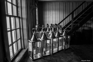 A plethora of lanterns