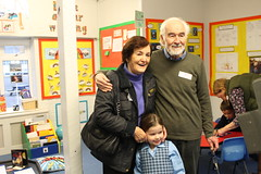 Reception-Year 2 Grandparents' Day - 21 November (cranford_house) Tags: reception year1 year2