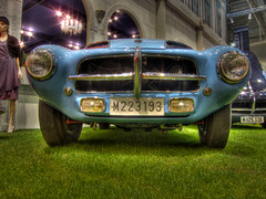 Pegaso (Triple-green) Tags: hdr 2012 auto canon essen pegaso powershots95 technoclassica v8